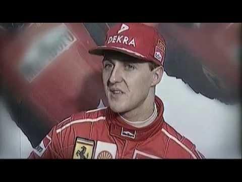 Michael Schumacher - le baron rouge
