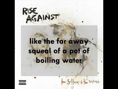 [Lyrics] Rise Against - The Approaching Curve