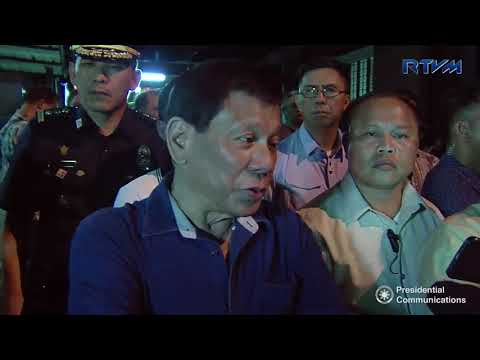 President Duterte's reaction on resignation of Davao City Vice Mayor Paolo Duterte
