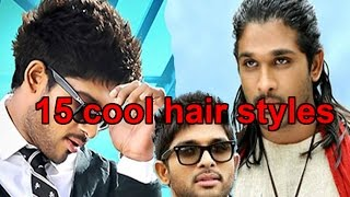 Cool Hair Styles Allu Arjun