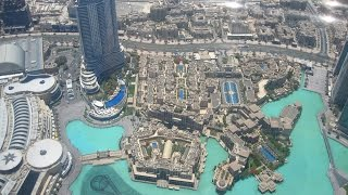 Burj Khalifa At The Top & Dubai Mall