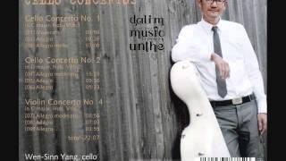 Cello Concerto No. 2 in D major, Hob.VIIb;2 - I. Allegro moderato