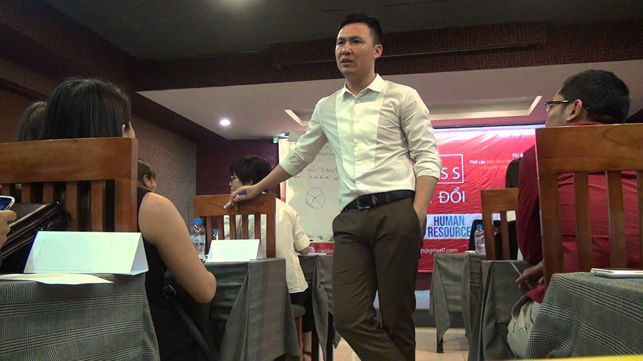 TNI Group – Dự án hỗ trợ kiến thức – Workshop Marketing 01 (phần 2)