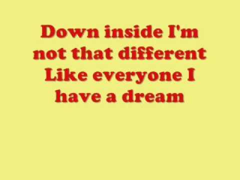Hannah Montana - The Other Side Of Me lyrics