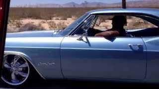 1965 impala ss cruising