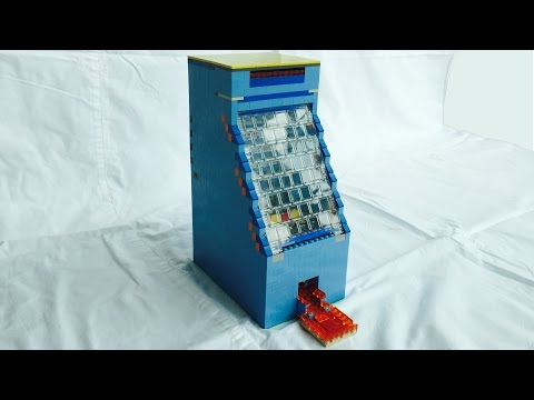 Lego Coin Pusher