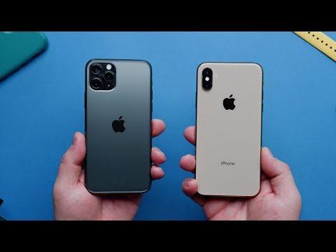 Месяц с IPhone 11 Pro. Стоит ли менять свой IPhone XS?