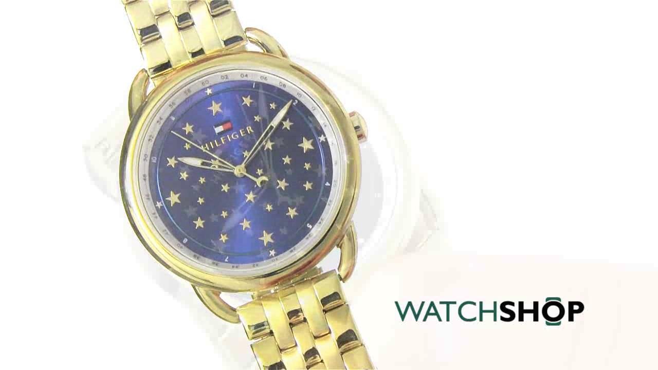 ad86ffde3 Tommy Hilfiger Ladies' Lucy Watch (1781737) - YouTube