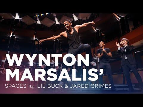 Wynton Marsalis' SPACES (ftg. Lil Buck & Jared Grimes)