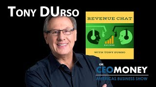 How Tony DUrso has created a brand of podcasts, books, and magazines for elite entrepreneurship