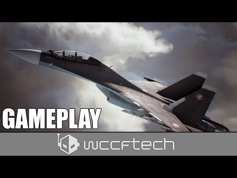 Ace Combat 7 Battle Royal Gameplay [PS4 Pro]