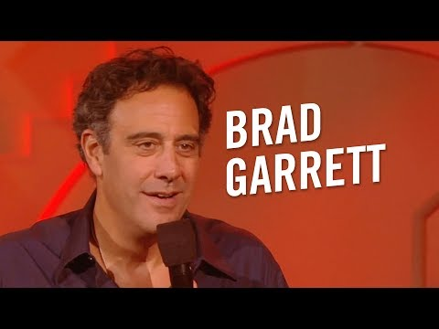 Brad Garrett  Crowd Work