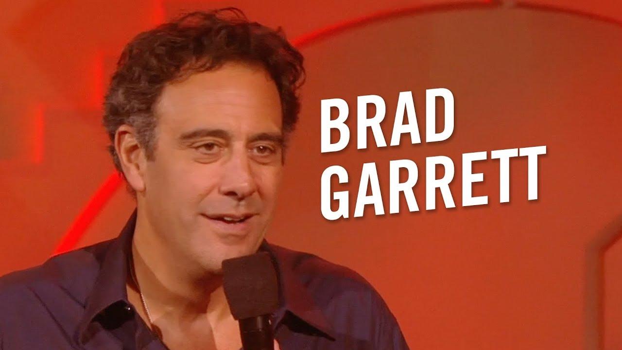 Brad Garrett Crowd Work Youtube