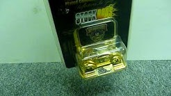 RACING CHAMPIONS 24K GOLD PLATED COMMEMORATIVE SERIES - 120563065011