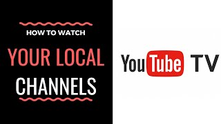 YouTube TV Channels - What LOCAL channels can you watch on YouTube TV?