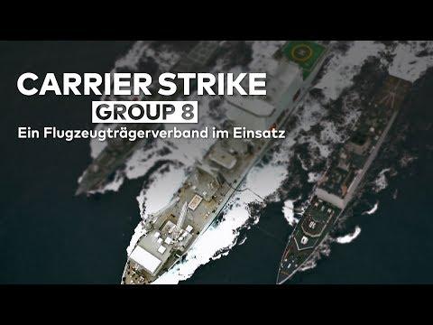 CARRIER STRIKE GROUP 8: Ein Flugzeugträgerverband im Einsatz