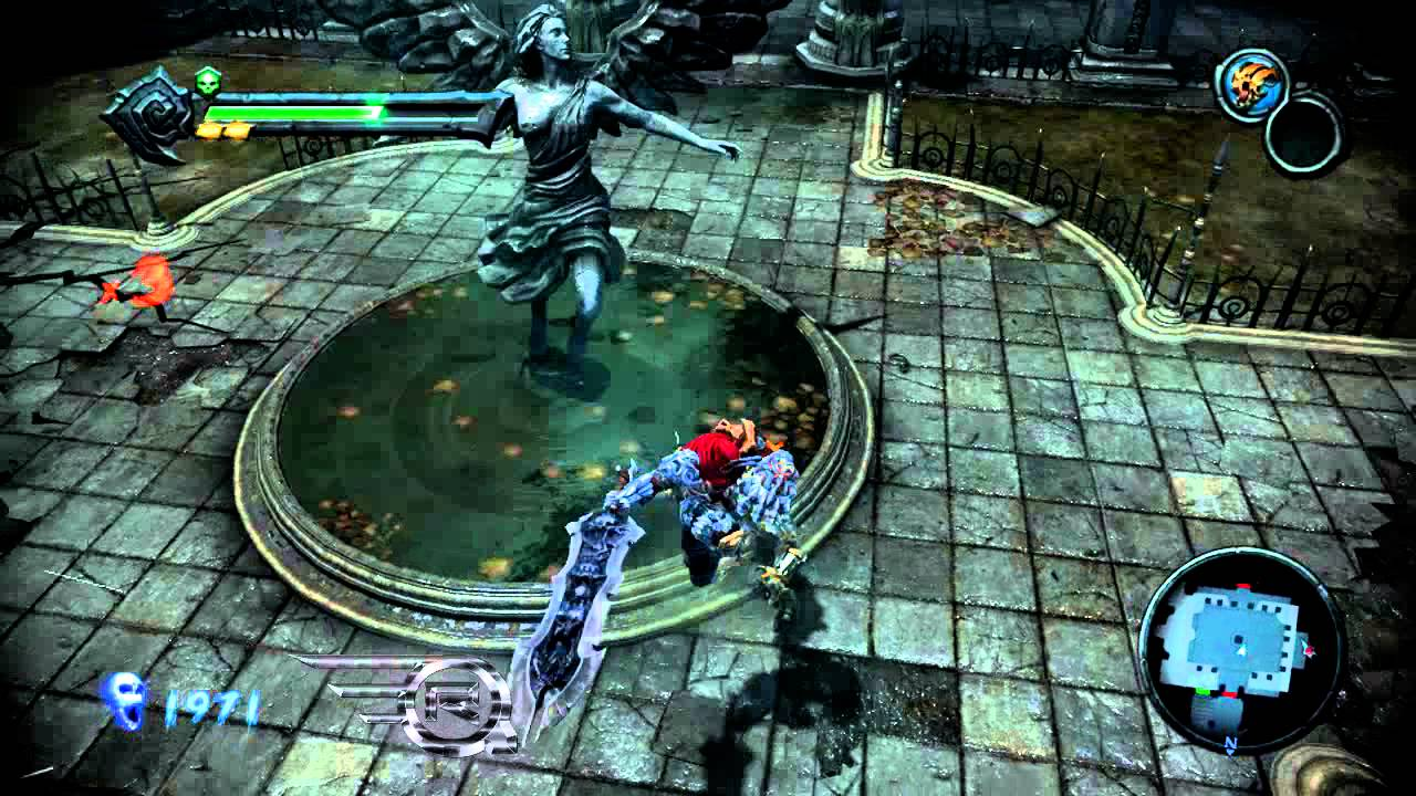 Darksiders pc mods