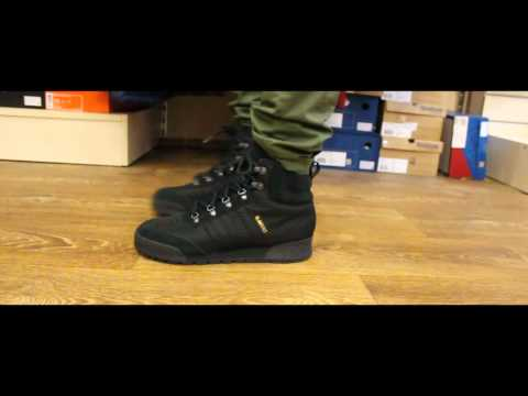 45007ff371c4 Review | Adidas Jake Boot 2.0 Black - YouTube