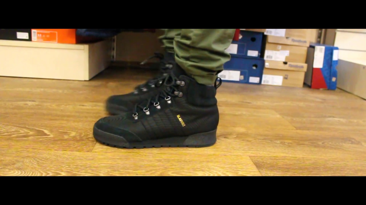 299c7225604 Review | Adidas Jake Boot 2.0 Black