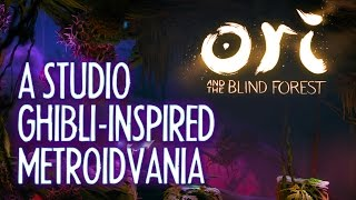 Ori And The Blind Forest   A Studio Ghibli Inspired Metroidvania