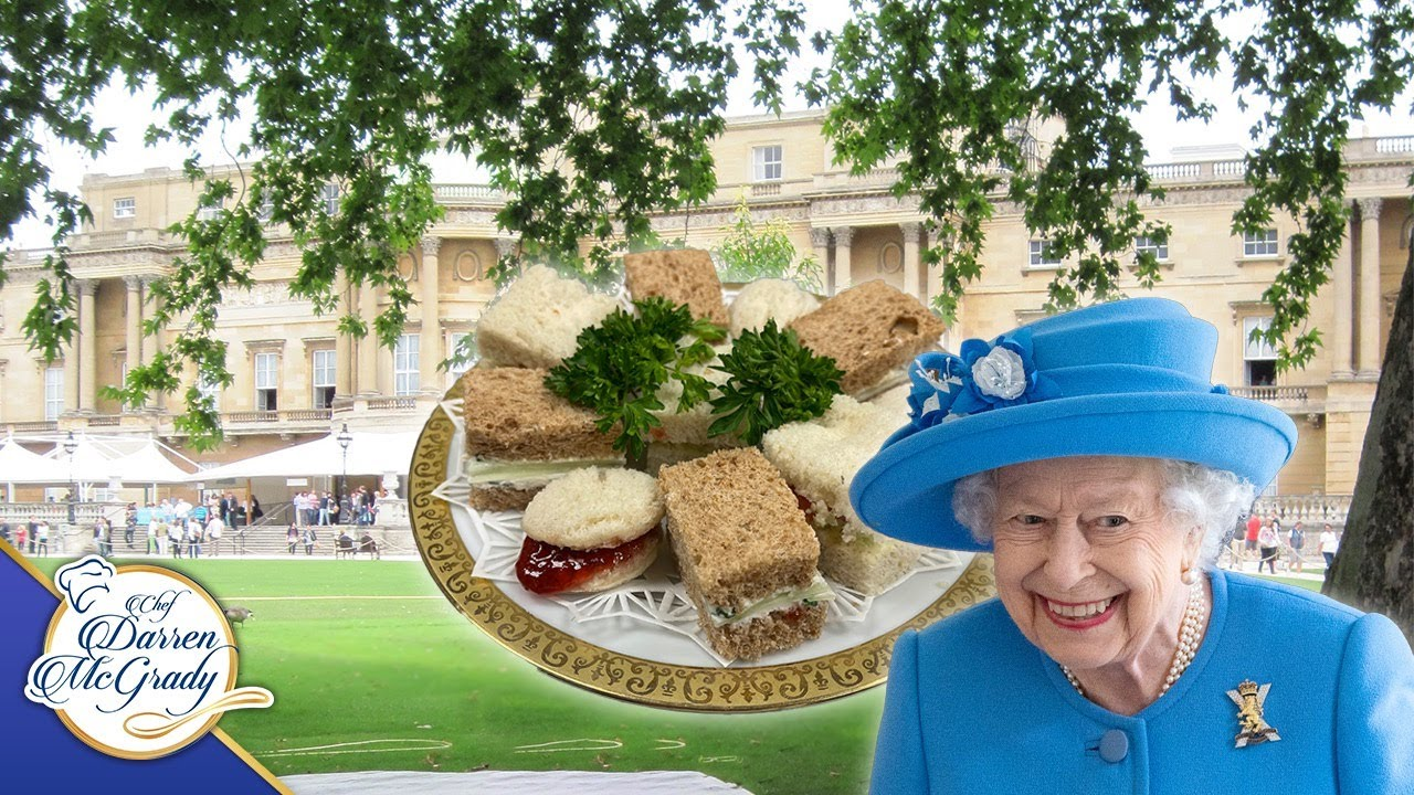 Afternoon Tea At Buckingham Palace (In The Queen's Garden - Or Yours!)