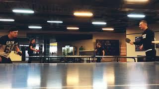 Спорт Мотивация тренировка бокс настольный теннис и кикбоксинг