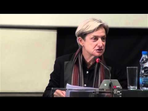 """Judith Butler in Belgrade """"Vulnerability/Resistance"""""""