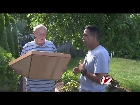 Found WWII Medals Returned to Rightful Owner