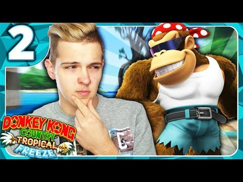 GLÜCKSSPIEL bei Funky Kong ❄️ Donkey Kong Country: Tropical Freeze #2
