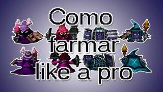 COMO FARMAR IGUAL COREANO!!1!