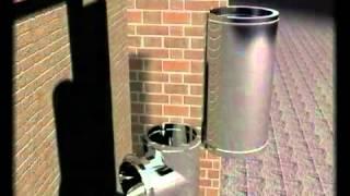 MK Systemy Kominowe - komin dwuścienny