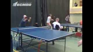 Волейбол+настольный теннис