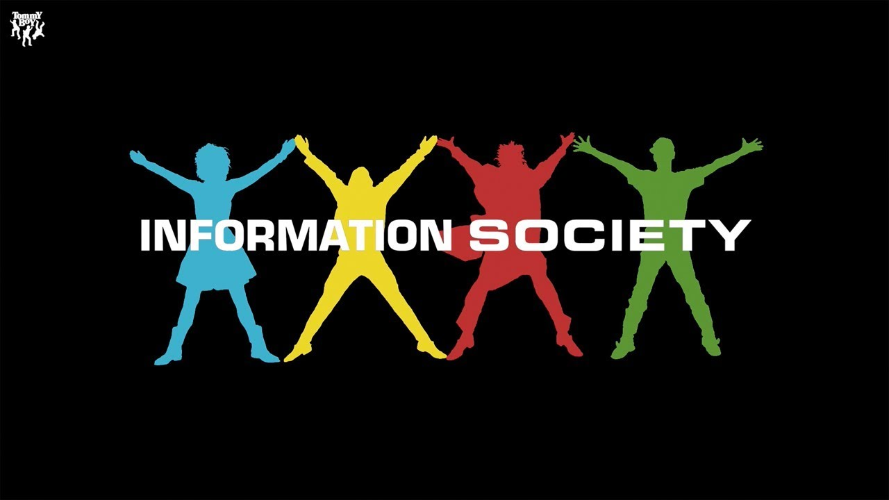 Information Society - Running