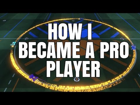 MY JOURNEY TO BECOMING A PROFESSIONAL ROCKET LEAGUE PLAYER AND WHAT YOU CAN DO TO START YOURS thumbnail