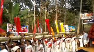 Chepparamba Sree Puthiyabhagavathi Kshethra Kalavara Niraikkal Goshayathra