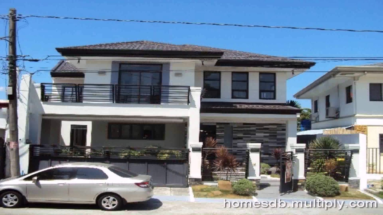 Zen Type House Design Philippines YouTube - Zen type house design