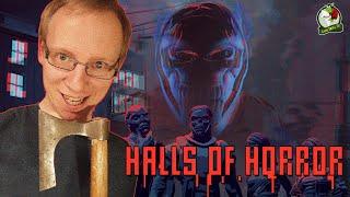 Halls of Horror   Psychopatą być...