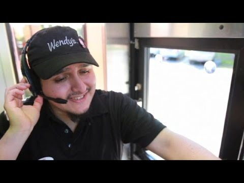 Drive-Thru Guy Has the Best Voice You Have Ever Heard