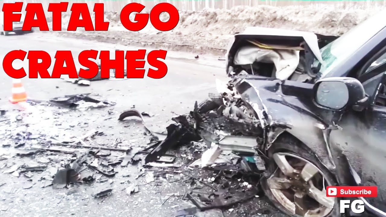 Car Crashes Caught On Camera  Compilation