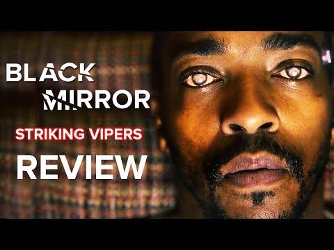 Black Mirror Season 5: Striking Vipers Review