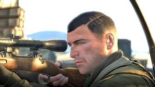 Sniper Elite 4 : Brutal Funny X-Ray Moments & Traps ! #3