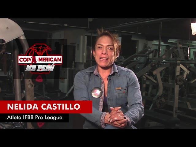 COPA AMERICAN - MR PERU 2019 - INVITACIÓN NELIDA CASTILLO