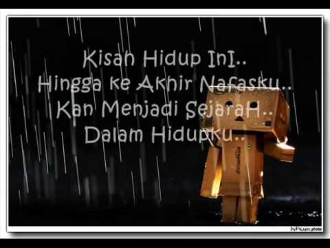 Muzzy   Hingga Akhir Nafasku with lyrics