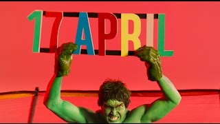 April 17 - Trampoline - #GetItToday