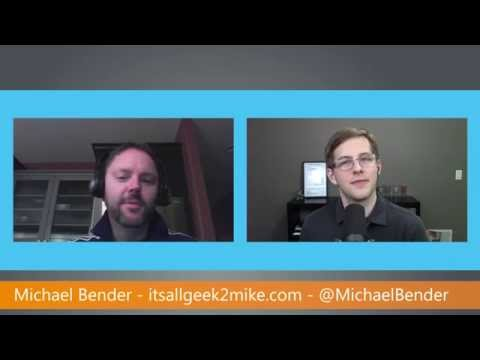 IT Pro Experts Interview : Michael Bender