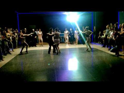 Esibizione Salsa Portoricana al Casa Bianca - 6 dicembre 2015 - Henry Cuevas Royal Dance