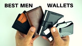 Best Men Wallets Under 💲15  -  2018