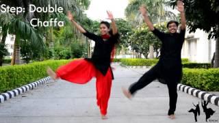 Diljit Dosanjh - Do you Know | Bhangra Choreography & Step Names | @BMW JUET