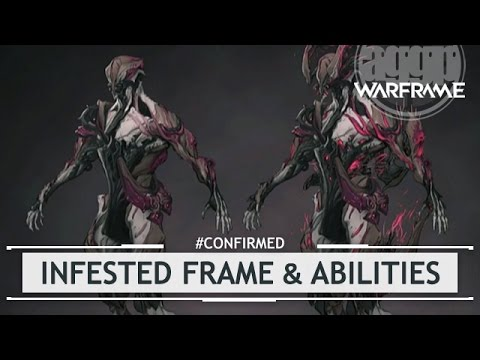 Warframe: NEW INFESTED FRAME & Other Reveals [#confirmed-Pax Australia]