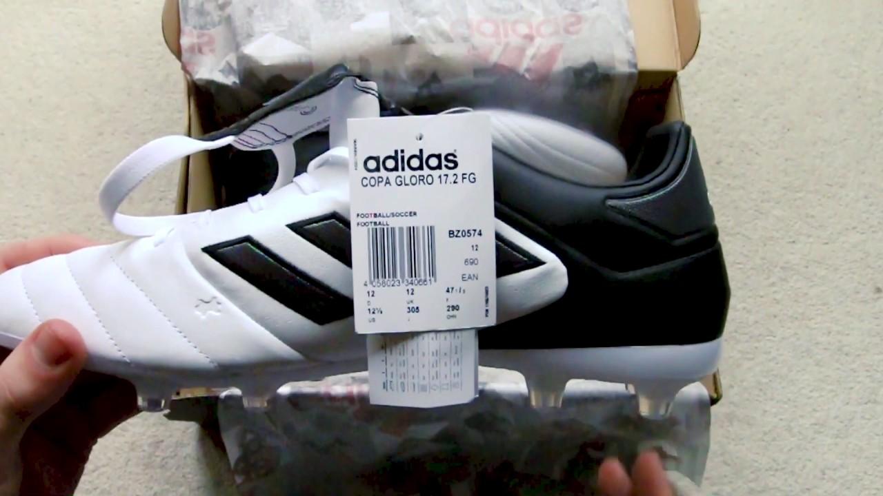 sale retailer a5958 5b4d7 Adidas Copa Gloro 17.2 Unboxing